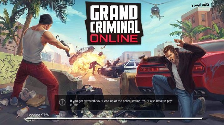Grand Criminal Online برای اندروید هک شده