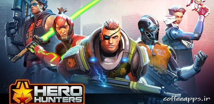 بازی Hero Hunters