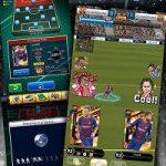 دانلود بازی اندروید ورزشی PES CARD COLLECTION