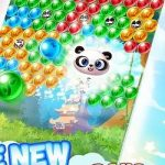 دانلود بازی اندروید پاندا پاپ Panda Pop