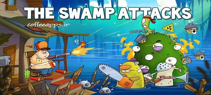 دانلود Swamp Attack