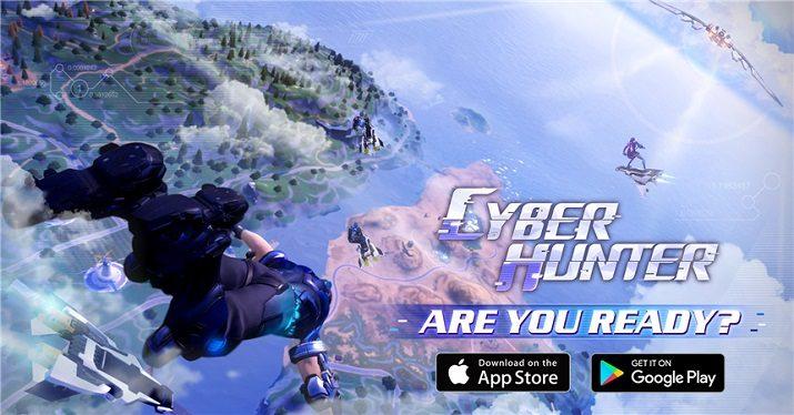 دانلود Cyber Hunter