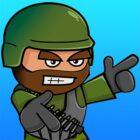 دانلود بازی ارتش احمق Doodle Army 2 : Mini Militia برای آیفون