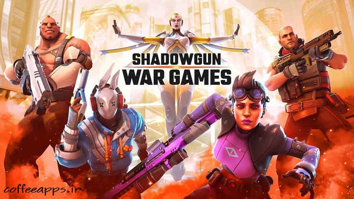 آخرین نسخه Shadowgun War Games