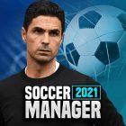دانلود بازی مدیر فوتبال 2021 اندروید Soccer Manager 2021 + مود