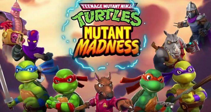 TMNT: Mutant Madness مود شده