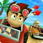 دانلود بازی اندروید ماشین سواری در جزیره Beach Buggy Racing