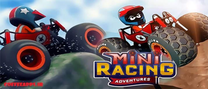 بازی Mini Racing Adventures