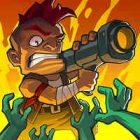 دانلود بازی اندروید دفاع در مقابل زامبی ها Zombie Idle Defense