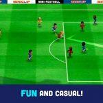 دانلود بازی اندروید مینی فوتبال Mini Football – Mobile Soccer