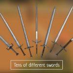 دانلود بازی اندروید ضربه شمشیر Slash of Sword Arena and Fights