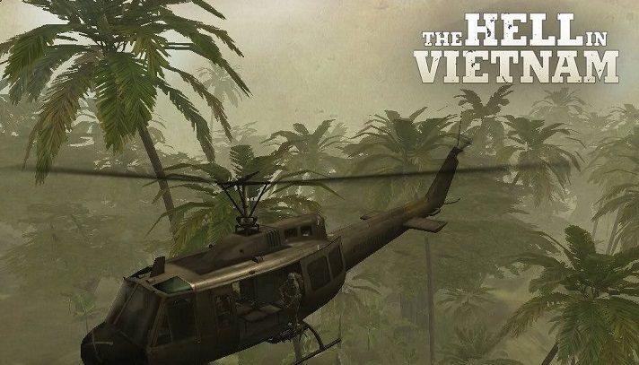 The Hell in Vietnam برای کامپیوتر