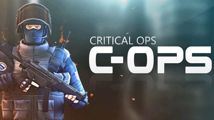 Critical Ops اندروید هک شده