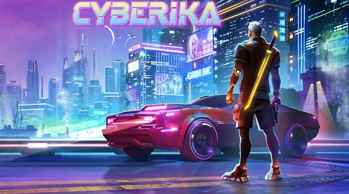 سایبریکا اندروید هک شده