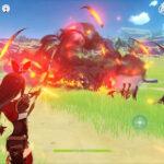 بازی اندروید نیروی گنشین Genshin Impact