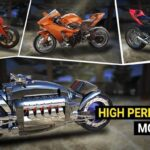 دانلود بازی مسابقه ای Speed Motor Dash اندروید + مود