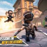 دانلود بازی اندروید سربازان میدان نبرد Trooper Shooter: Critical Assault FPS