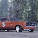 دانلود بازی اندروید رالی کار ایکس CarX Rally + مود