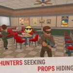 دانلود بازی اندروید پنهان شدن Hide Online – Hunters vs Props