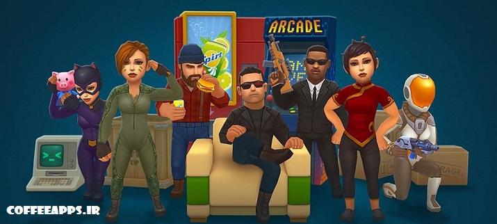 بازی Hide Online