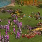 دانلود نسخه کم حجم بازی Stronghold Warlords کامپیوتر
