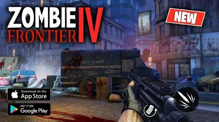 Zombie Frontier 4 اندروید مود شده