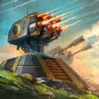 دانلود بازی اندروید برج دفاعی Ancient Planet Tower Defense