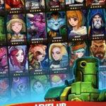 دانلود بازی اندروید قهرمانان نبرد Battle Bouncers