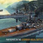 دانلود بازی اندروید نبرد ناورزم ها Battle of Warships