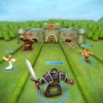 دانلود بازی کستل کراش برای اندروید Castle Crush + مود