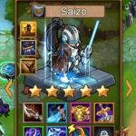 دانلود بازی اندروید تاخت و تاز جادویی Magic Rush: Heroes