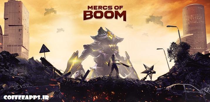 دانلود Mercs of Boom