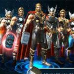 دانلود بازی اندروید ارباب تاریکی Thor: TDW