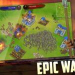 دانلود بازی اندروید نبرد پادشاهان War Of Kings + مود