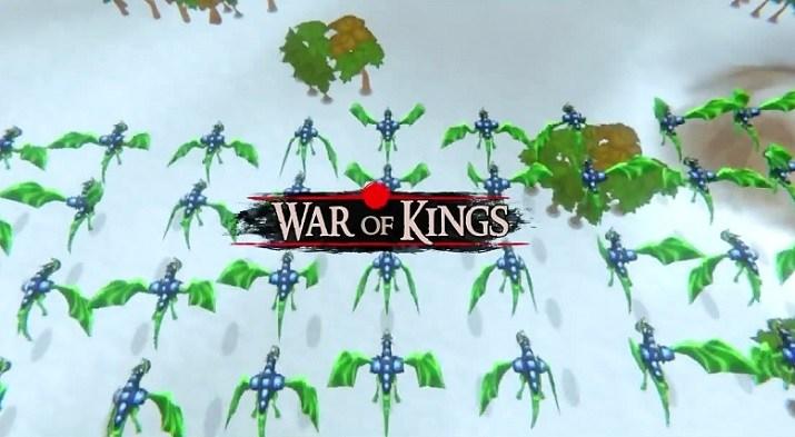 War Of Kings اندروید مود شده