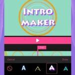 دانلود برنامه اندروید ساخت اینترو برای کلیپ های یوتیوب lntro Maker