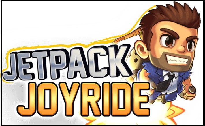 Jetpack Joyride مود شده اندروید