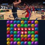 دانلود بازی اندروید ستاره های ان بی ای NBA Ball Stars + مود