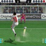 دانلود بازی اندروید ورزشی ضربات فوتبال Soccer Shootout