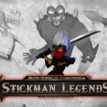 دانلود بازی اندروید افسانه های استیکمن Stickman Legends + مود