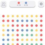 دانلود بازی اندروید دو نقطه Two Dots