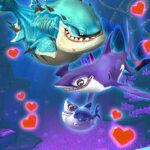 دانلود بازی اندروید قهرمانان کوسه گرسنه Hungry Shark Heroes