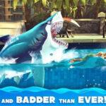دانلود بازی اندروید کوسه گرسنه Hungry Shark World