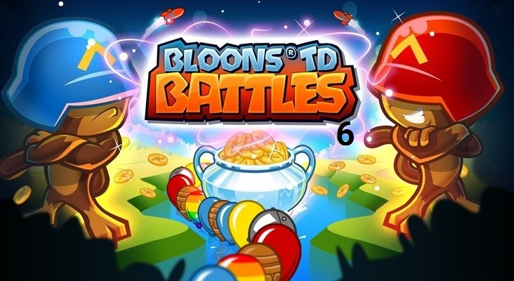 Bloons TD 6 اندروید