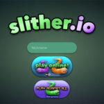دانلود بازی اندروید مار بخور تا خورده نشی slither.io
