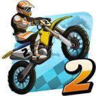 دانلود بازی اندروید مهارت های دیوانه وار موتور کراس 2 Mad Skills Motocross