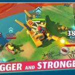 دانلود بازی اندروید نبرد حیوانات تانک سوار PvPets: Tank Battle Royale