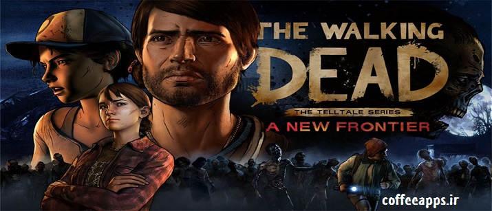 دانلود The Walking Dead: A New Frontier