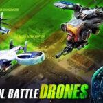 دانلود بازی اندروید پهباد 4: حمله زامبی ها Drone 4: Zombie Strike