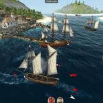 دانلود بازی اندروید نبرد دزدان دریایی The Pirate: Caribbean Hunt